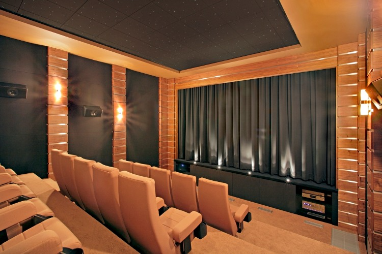 Home Theater Acoustic Design Home Design